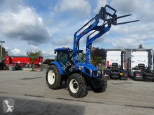 Tracteur agricole New Holland TD 5.85 occasion