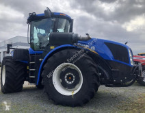 New Holland T 9.560 farm tractor used