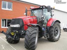 Tracteur agricole Case IH Puma 240 cvx occasion
