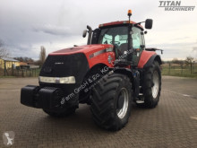 Case IH Magnum 340 farm tractor used
