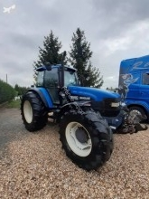 Autre tracteur New Holland T4 Powerstar - Tier 4B 8560