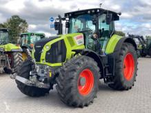 Tractor agrícola Claas AXION 830 CMATIC usado