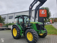 Tracteur agricole John Deere 5075 M Stoll Frontlader occasion