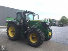 John Deere 6215R farm tractor used