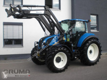 New Holland T 5.100 EC farm tractor used