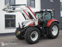 Tractor agrícola Steyr Profi 4145 CVT usado