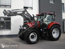 Case IH Maxxum 145 CVX farm tractor used