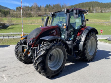 Tractor agrícola Valtra N134 h5 mietrückläufer usado