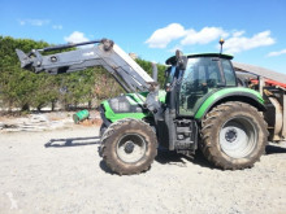Tractor agrícola Deutz-Fahr 6150 agrotron usado