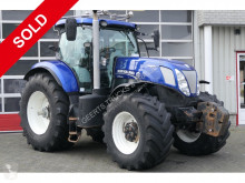 Tractor agricol New Holland T7 270 AUTOCOMMAND 12.552HRS second-hand