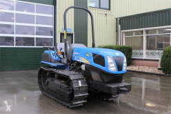 Tracteur agricole New Holland TK4030F tracks