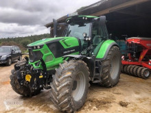 Zemědělský traktor Deutz-Fahr Agrotron 6185 TTV použitý