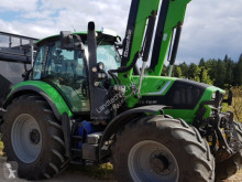 Mezőgazdasági traktor Deutz-Fahr 6180 TTV használt