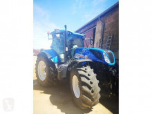 New Holland farm tractor T7.245 AC