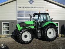 Tractor agrícola Deutz-Fahr 7210 TTV agrotron ttv 7210 med frontlift og front pto usado