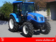 Tractor agrícola New Holland usado