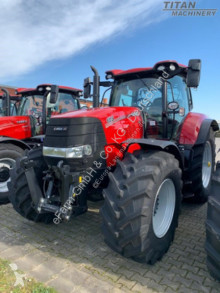Case IH Puma 185 mc farm tractor used