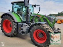 Tractor agrícola Fendt 700 Vario usado