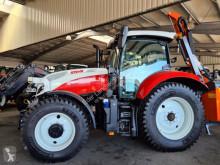Steyr farm tractor Profi 4125 CVT