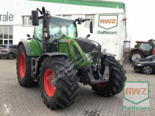 Fendt 722 S4 Profi Plus farm tractor used