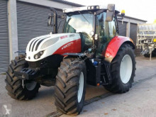 Tractor agrícola Steyr 4125 Profi CVT usado