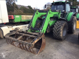 Mezőgazdasági traktor Deutz-Fahr 6160 agrotron használt