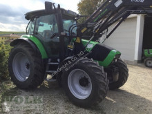 Ciągnik rolniczy Deutz-Fahr Agrotron K 410 używany