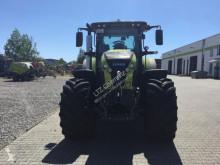 Tracteur agricole Claas AXION 850 CMATIC CEBIS CLAAS occasion