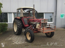 Tracteur agricole IHC 744 occasion