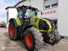 Tarım traktörü Claas AXION 810 CMATIC ikinci el araç