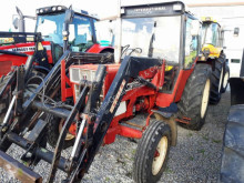 Case IH 844 farm tractor used