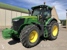 Tractor agrícola John Deere 7260R usado