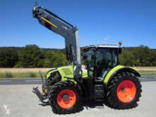 Tractor agricol Claas ARION 650 CEBIS Frontlader Q76 second-hand