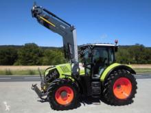 Claas ARION 650 CEBIS Frontlader Q76 Landwirtschaftstraktor gebrauchter