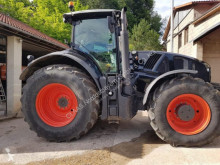 Tracteur agricole Claas Axion 920 occasion