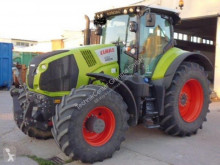 Tracteur agricole Claas Axion 830 C-MATIC occasion