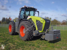 Claas Xerion 5000 Trac VC farm tractor 二手