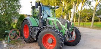 Tractor agrícola Fendt 718 vario scr profi 720 usado