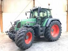 Tracteur agricole Fendt 817 Vario occasion