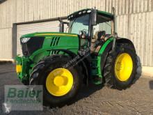 Tracteur agricole John Deere 6215 R occasion