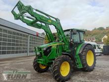 Mezőgazdasági traktor John Deere 6100RC PowrQuad Plus Neu bereift! használt