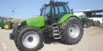 Tractor agrícola tractora antigua Deutz Agrotron 200