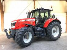 Landbouwtractor Massey Ferguson 7715 Dyna-VT tweedehands