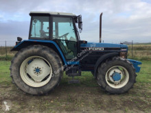 Tracteur agricole Ford 7840 occasion