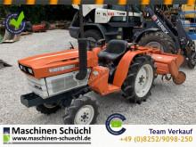 Mezőgazdasági traktor Kubota B1600 Schmalspurschlepper mit Fräse 4x4 használt