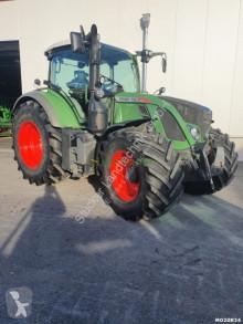 Lantbrukstraktor Fendt 718 VARIO begagnad