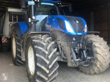 Tracteur agricole New Holland T 7.290 HD
