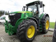 Mezőgazdasági traktor John Deere 7290 R használt