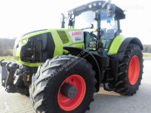 Tracteur agricole Claas AXION 850 CEBIS CMATIC occasion