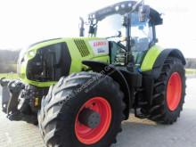 Tracteur agricole Claas AXION 850 CEBIS CMATIC occasion